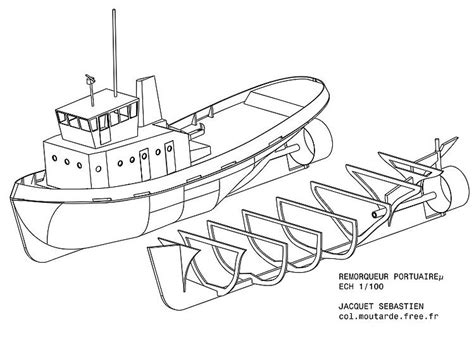 model boat plans free download tug boat harbour plans aerofred download free model