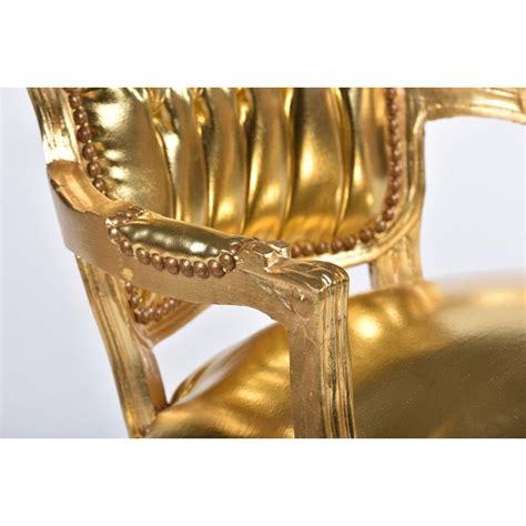 divano luigi xvi poltrona divano barocco luigi xvi tessuto oro dorato pelle