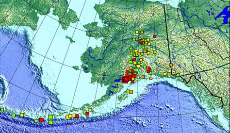 Anchorage Records Alaska Earthquake 2016 Anchorage Records Quake No Tsunami Alert After