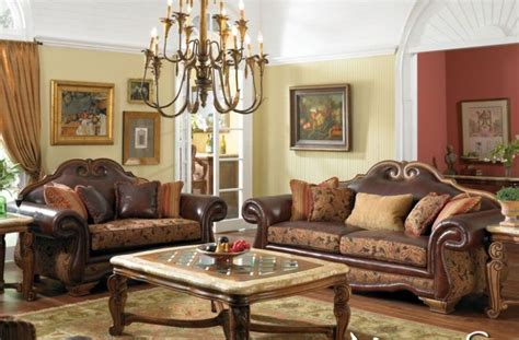 Tuscan Style Furniture Living Rooms Tuscan Style Living Room Furniture Peenmedia