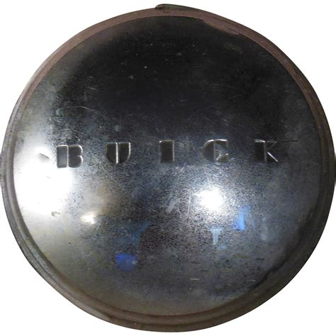 vintage 1940 s dish buick hubcap 11 from