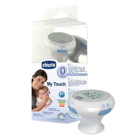 Chicco Easy Touch Termometer Bayi chicco no contact thermometer my touch thermometers photopoint