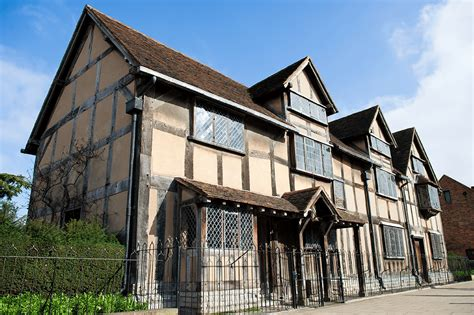 casa di shakespeare 20 shakespeares houses shakespeares birthplace voucher