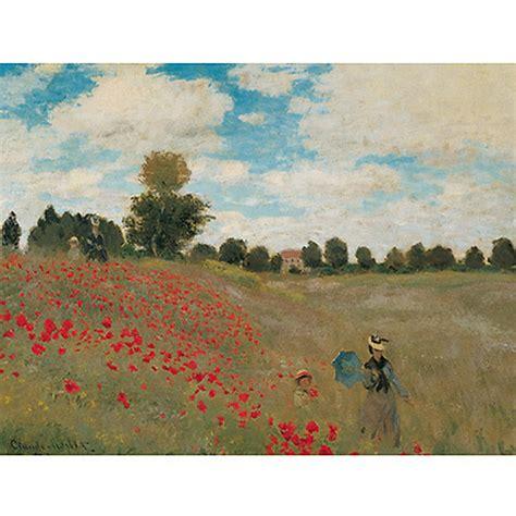 Claude Monet 2911 by Affiche Les Coquelicots De Claude Monet Boutiques De Mus 233 Es