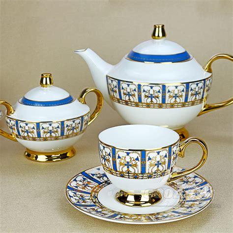 Coffee Set Exspreso Nari bohemia 15 coffee set fashion tea set bone china coffee pot cup and saucer incoffee tea