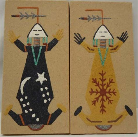 american navajo sand paintings