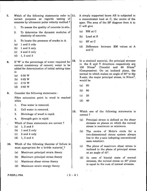 paper pattern in upsc upsc question paper answer 2018 2019 studychacha