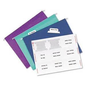 avery template 5567 avery 5567 printable hanging file tabs