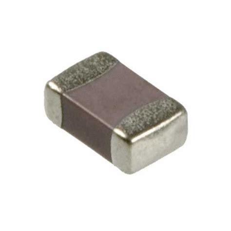 mlcc multilayer ceramic capacitor multilayer ceramic capacitors mlcc smd smt 50v 5 6pf c0g 0805 08055a5r6cat2a digiware store