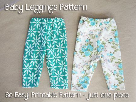 free sewing pattern baby leggings sew your own baby leggings free printable pattern make