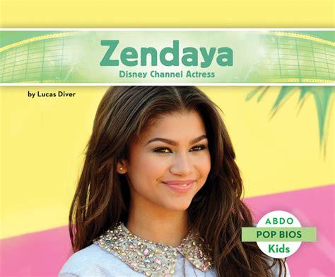 zendaya biography book zendaya disney channel actress abdo