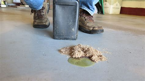 Remove Grease From Concrete Floor by How To Clean Concrete Garage Floors From Stains To Rust