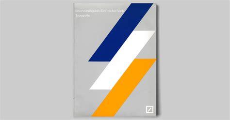 Deutsche Bank Letterhead deutsche bank design manual rationale