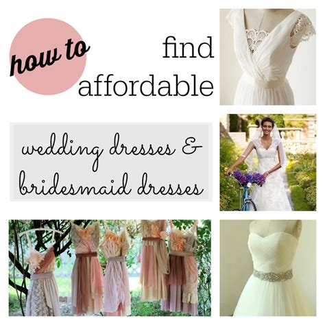 Wedding Budget Savers by Planning A Frugal Wedding Wedding Dresses Bridesmaids