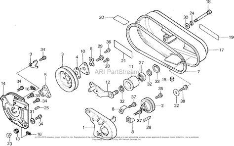 honda rototiller parts honda f400 a1 rototiller jpn vin f400 2000001 to f400