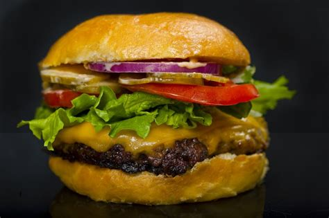 cheeseburger recipe all american cheeseburger recipe food republic