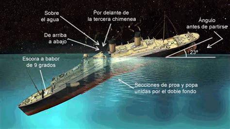 imagenes verdaderas del titanic hundido titanic 4