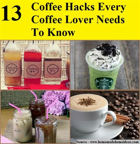 coffee hacks 13 coffee hacks every coffee lover needs to know home