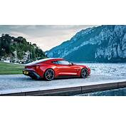 2017 Aston Martin Vanquish Zagato Wallpapers &amp HD Images