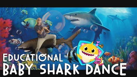 baby shark xmas version baby shark dance educational version parody youtube