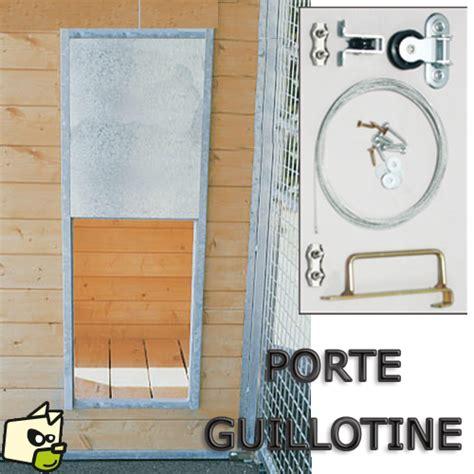 porte automatique pour chien trappe coulissante guillotine pour chien