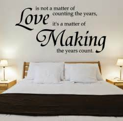 Quote Wall Stickers For Bedrooms wall decal love quotes for bedroom