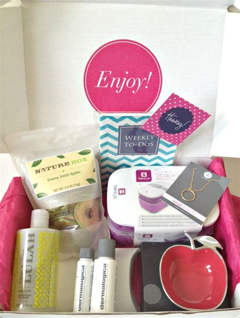 box subscription 25 best ideas about monthly subscription boxes on