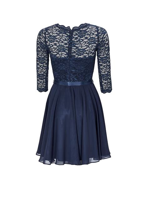 swing cocktailkleid blau swing cocktailkleid blau 32