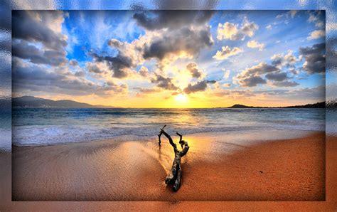 imagenes de fondo de pantalla bonito fondo pantalla bonito amanecer playa