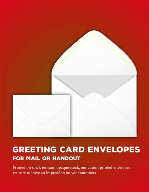 greeting card envelope template mailing 5 x 7 greeting envelopes producer tool box