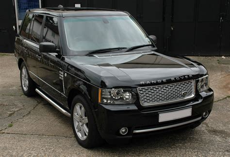 Range Rover Conversions