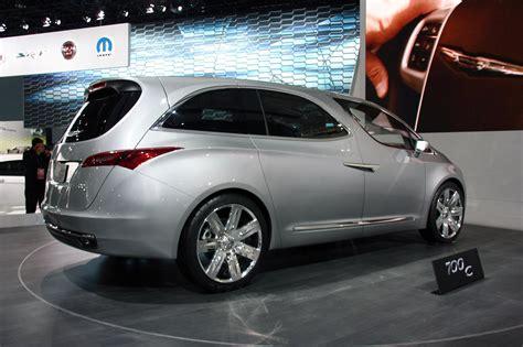 Chrysler Concept by Chrysler 700c Concept 2012 Presentazione Nuovi Modelli