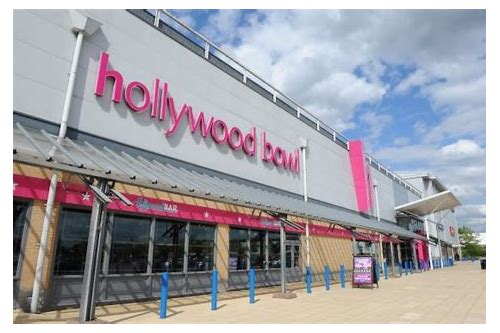 hollywood bowl basildon deals