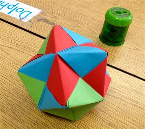 Mathematics In Origami - 17 best images about top teaching math on