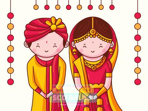 Indian Wedding Animation by Indian And Groom Animated Www Pixshark