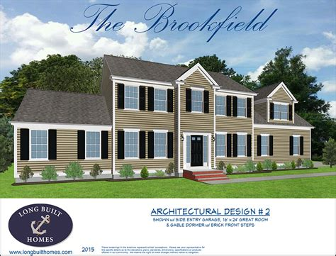 the brookfield built homes southeastern ma homes