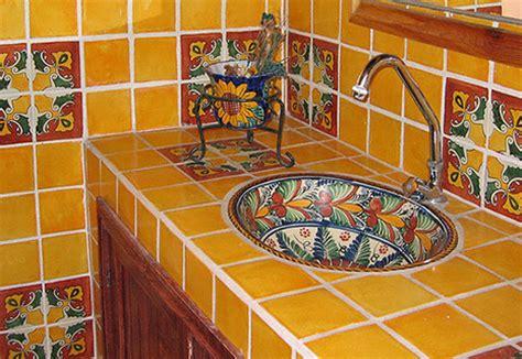 Handmade Mexican Tiles - celebrate cinco de mayo with talavera tile 187 curbly diy