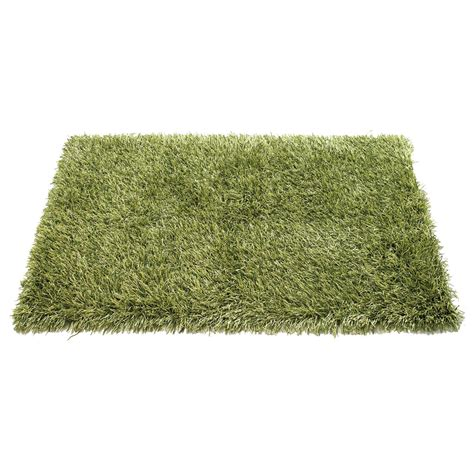 outdoor shag rug the green