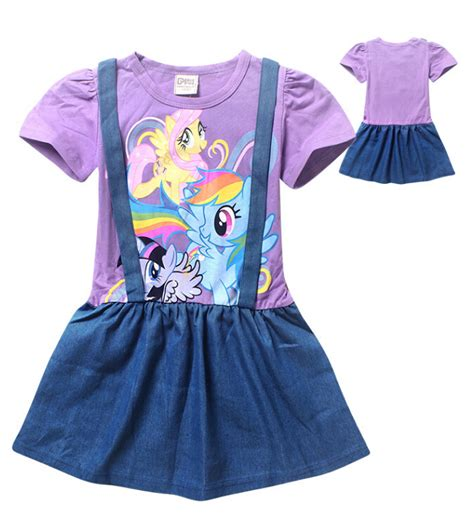 wholesale 2015 summer baby dress my pony