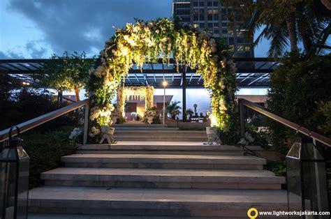 Eugene Wedding Organizer Jakarta twilight lightworks