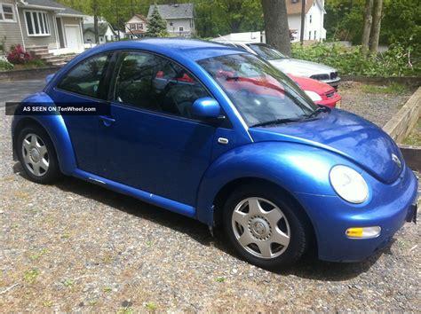 1999 Volkswagen Bug by 1999 Volkswagen Beetle Tdi 5 Speed