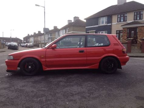 how to fix cars 1990 volkswagen gti transmission control 1990 toyota gti corolla for sale for sale in crumlin dublin from chesney