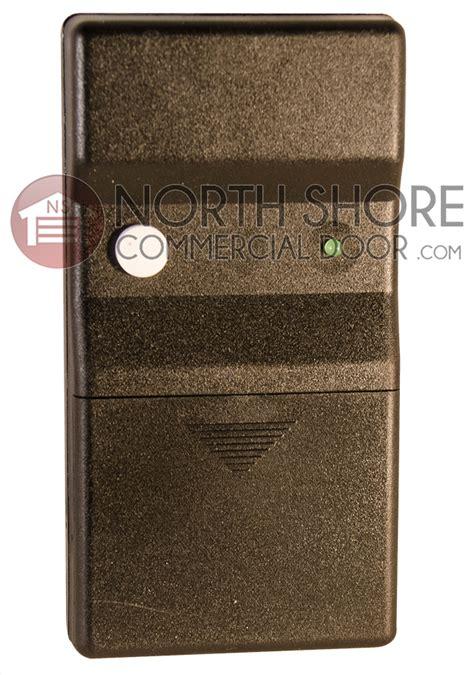 Garage Door Opener Remote Range Range Albano T1 Garage Door And Gate Transmitter