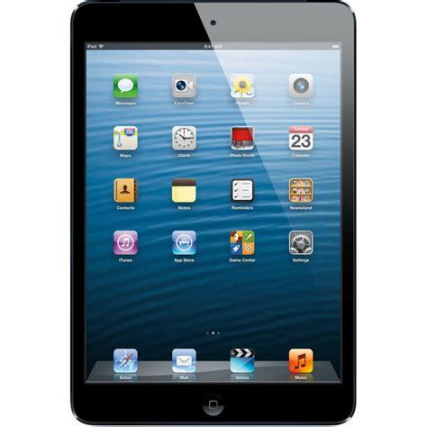 apple ipad apple 16gb ipad mini wi fi only black slate md528ll a