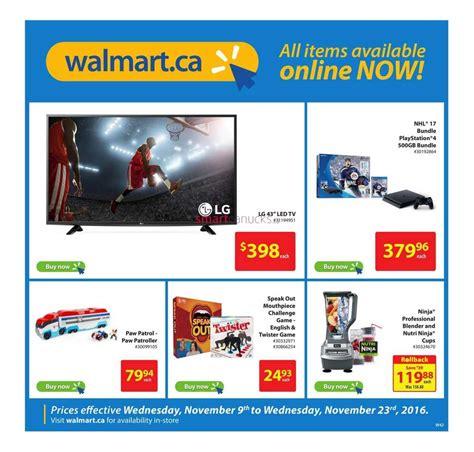 walmart ca specials flyer november 9 to 23