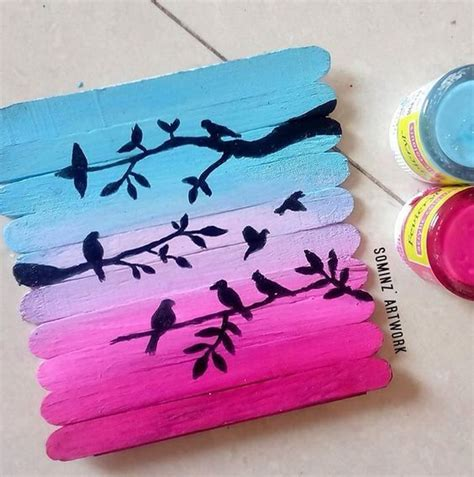 popsicle craft projects 25 best ideas about popsicle stick on