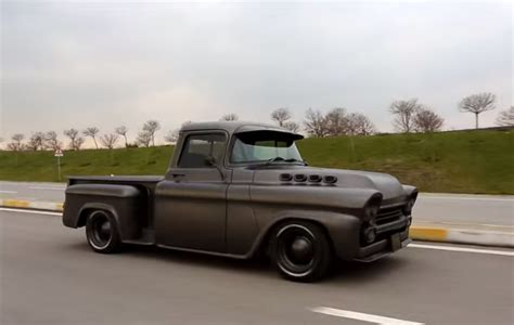 bad to the bone truck cars bad to the bone 1958 chevy apache