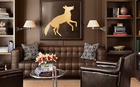 21 masculine rooms messagenote 35 потрясающих гостиных комнат в мужском стиле