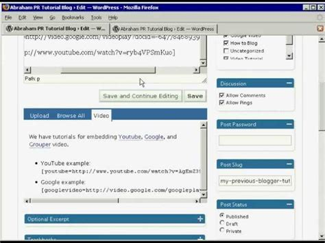 wordpress tutorial step by step wordpress com step by step tutorial on how to blog