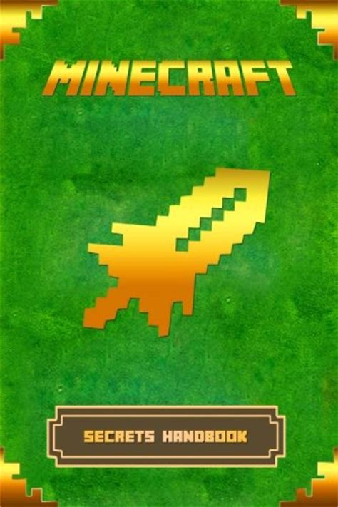 the ultimate craft book for the ultimate minecraft secret book grabcraft shop